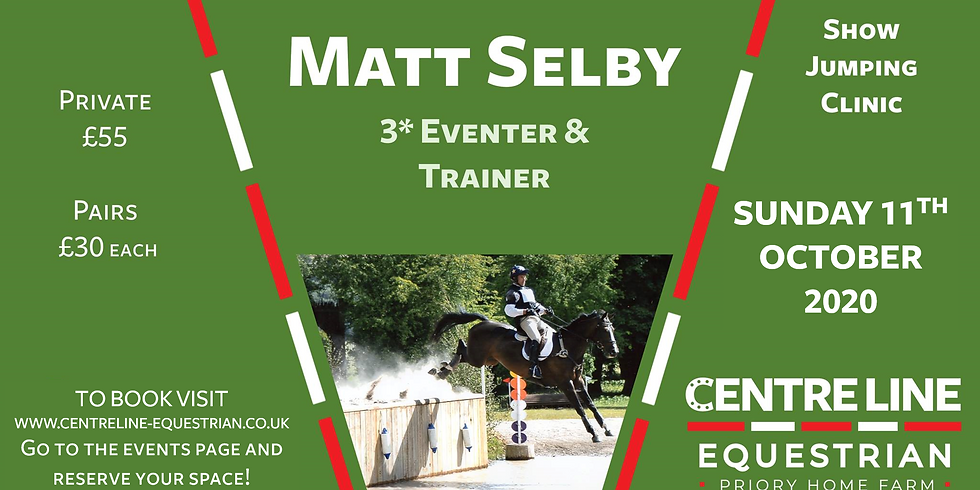 Jumping with Matt Selby