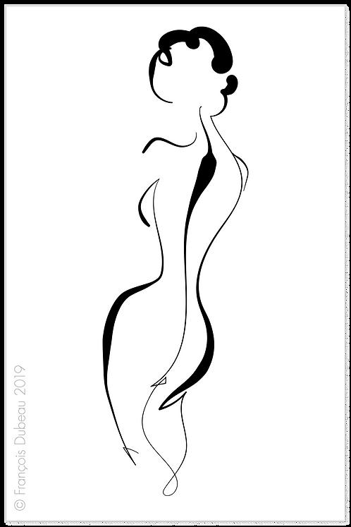 Calligraphique 18