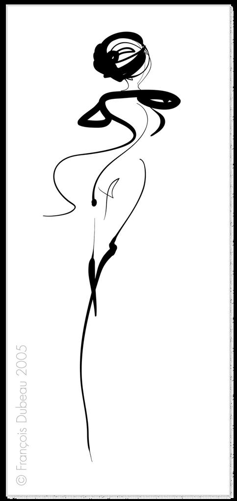 Calligraphique 8