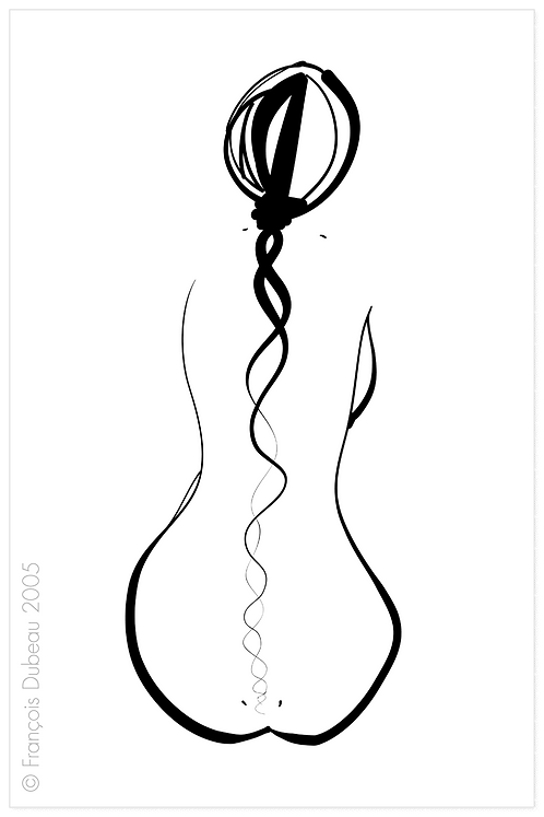 Femme poire