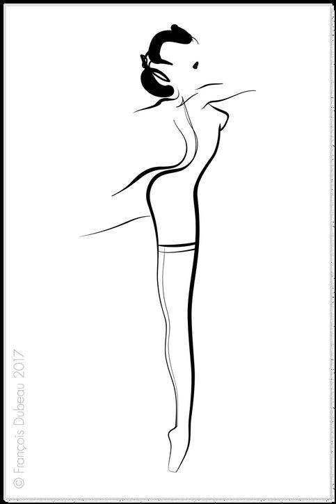 Belle arabesque