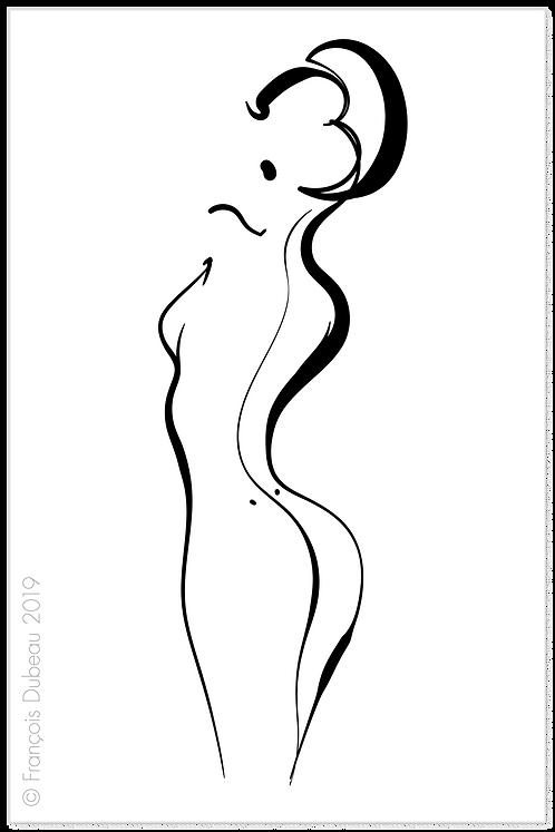 Calligraphique 19