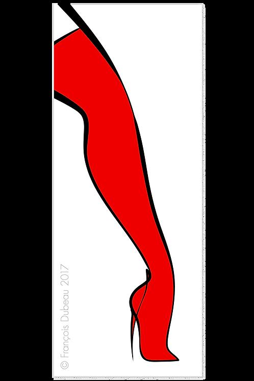 La botte rouge