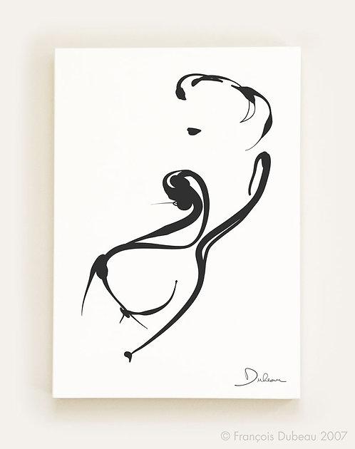 Calligraphique 14