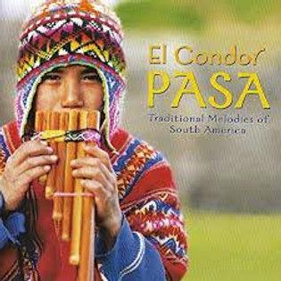 Facile-El Condor Pasa-Traditionnel péruvien