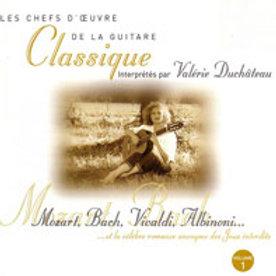 Chefs d'oeuvre de la Guitare Classique-Volume 1