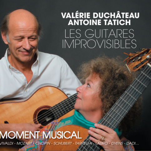 LES GUITARES IMPROVISIBLES