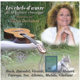 Chefs d'oeuvre de la Guitare Classique-Volume 5