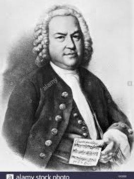 Confirmé-Bourrée et Double BWV 1002-Jean-Sébastien Bach