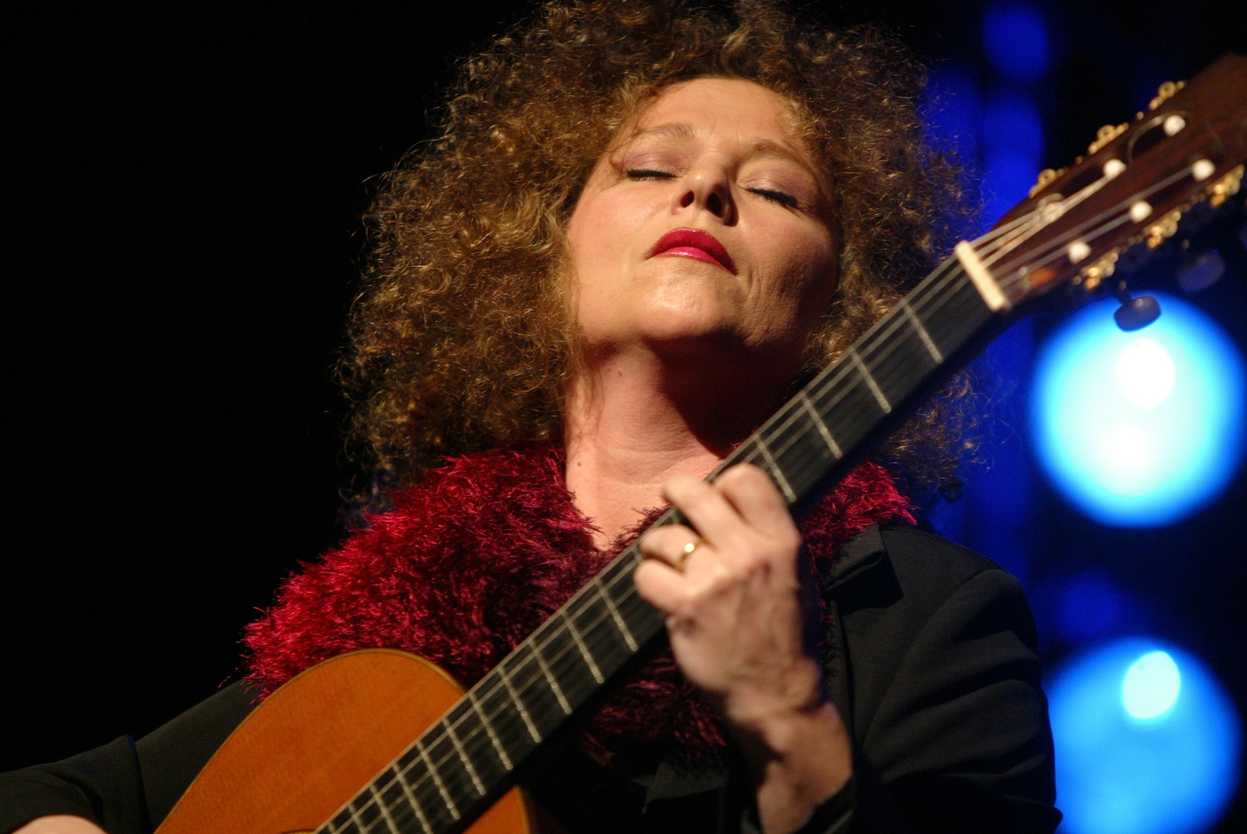 La Guitare chante Barbara