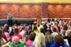Norwalk Elementary Assembly