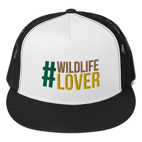 Wildlife Lover Trucker Hat