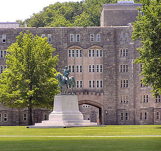 West Point Academy Washington Monument