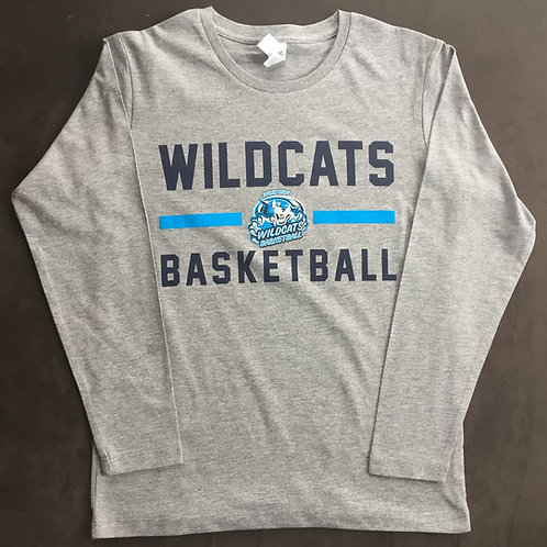 Western Wildcats Long Sleeve Tee
