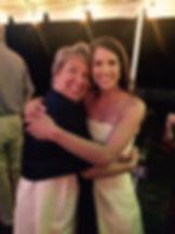 Durango Wedding Planner Emily Spencer with a bride