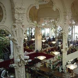 Le Grand Café à Moulins, brasserie
