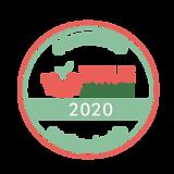 virus award campaign logo