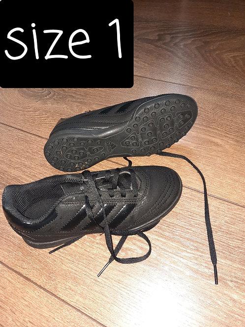 Size 1 astro - black