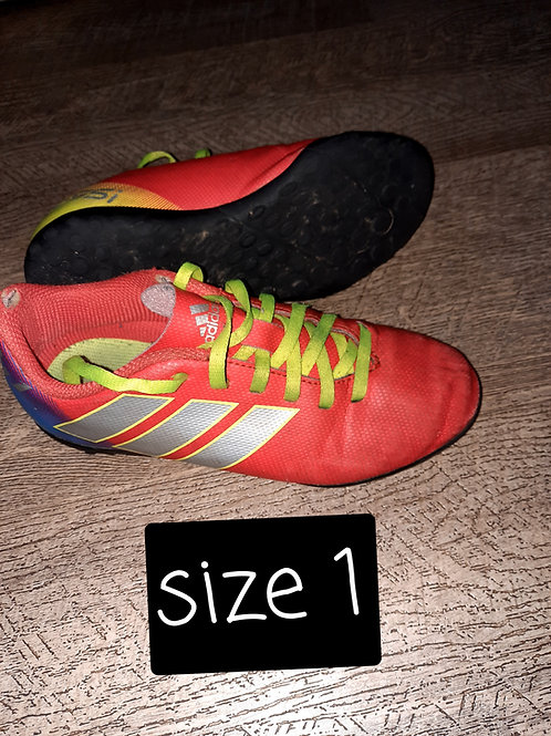 Size 1 astro - orange