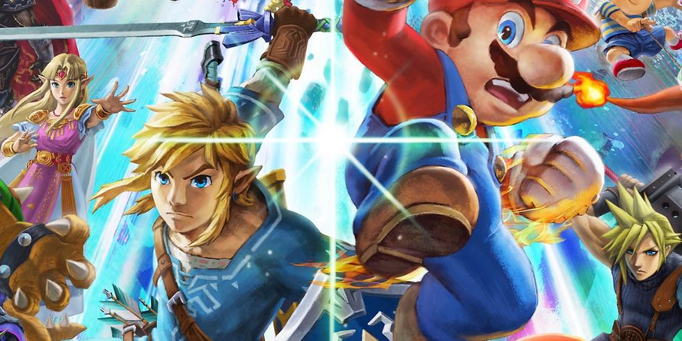 Kidlamity Gaming Super Smash Bros Ultimate Kids Tournament April 28, 2019
