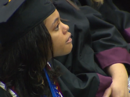 Ones For Texas: Teenage TWU Graduate Haley Taylor Schlitz