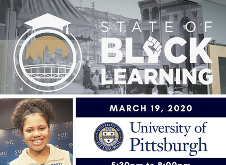 HALEY TAYLOR SCHLITZ TO KEYNOTE STATE OF BLACK LEARNING UnCONFERENCE IN MARCH