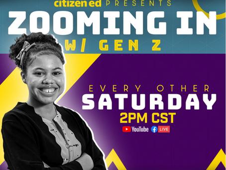 Haley Taylor Schlitz To Host Zooming In w/ Gen Z
