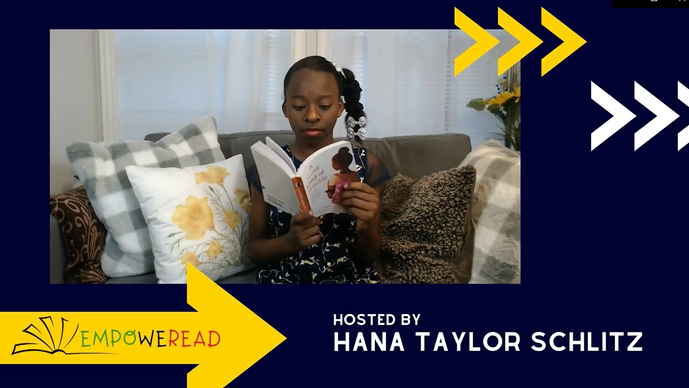 Brilliant In Color Launches EMPOWEREAD Book Review - Hosted By Hana Taylor Schlitz