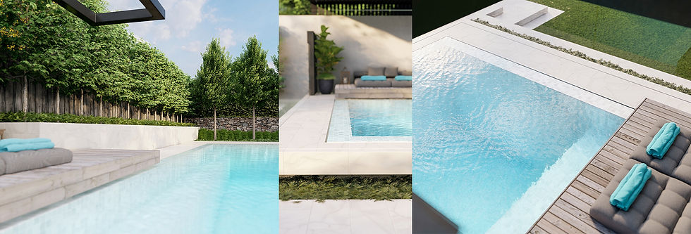 dsb Landscape Architects-Pool Design