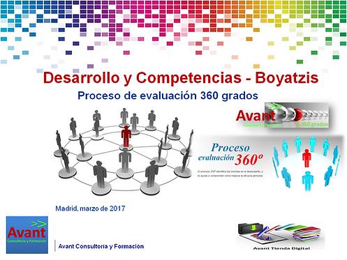 Autodesarrollo y evaluación de competencias 360
