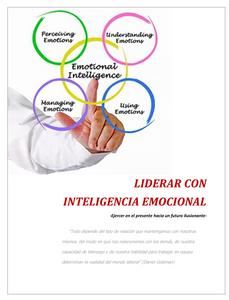 manual de  liderar con inteligencia emocional de Daniel Goleman