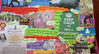 The vision board - actividad para jornadas de Team Building
