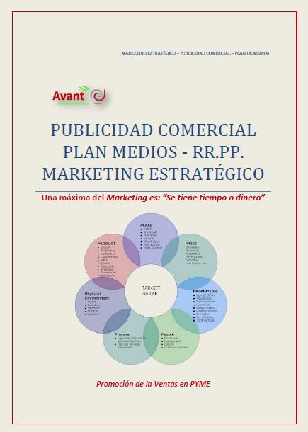 manual de promoción de ventas en pyme RRPP publicidad marketing