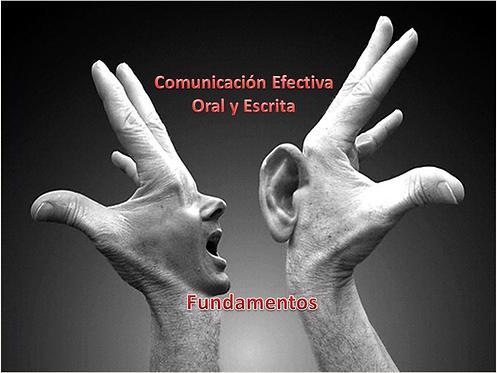 curso de fundamentos de comunicación efectiva