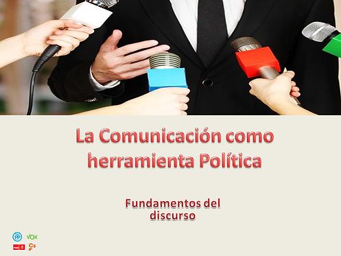 la comunicación como herramienta política-torso de hombre rodeado de micrófonos