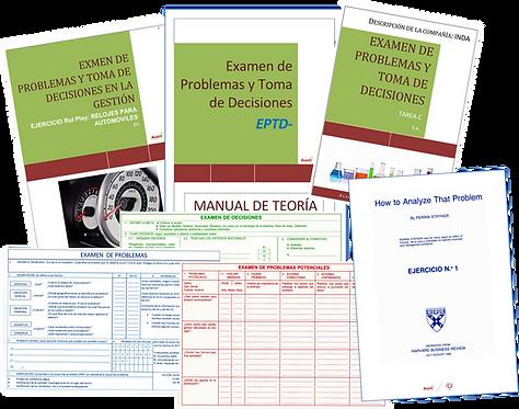 manual del curso examen de problemas y toma de decisiones