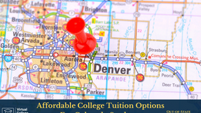 Affordable College Tuition Options for Colorado Students