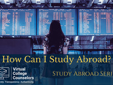 How Can I Study Abroad?