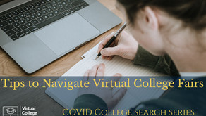 Tips to Navigate Virtual College Fairs