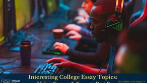 Interesting College Essay Topics: Video Games & Esports Part 2