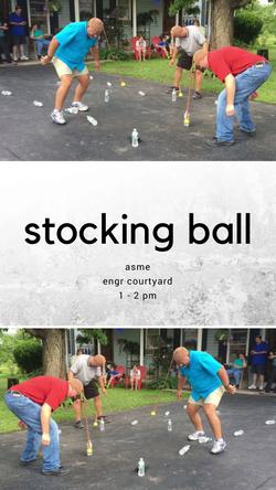 Stocking Ball