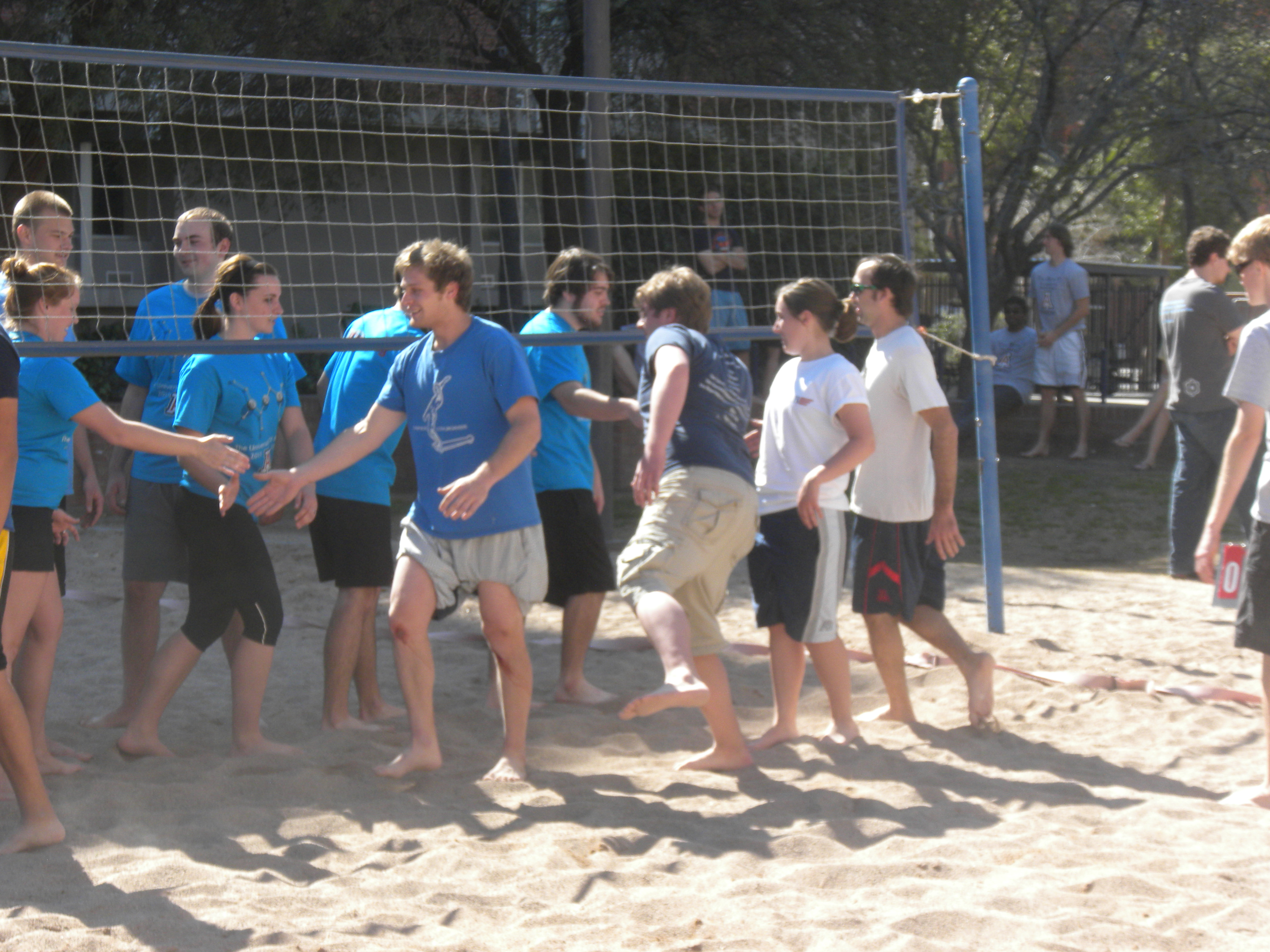E-Week Volleyball