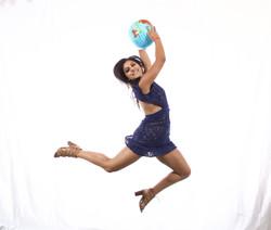 Shivani Jumping