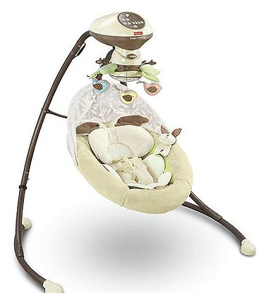 Snugabunny Cradle n' Swing by Fisher Price