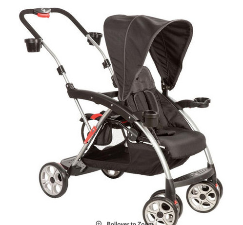 Safety 1st The Stand OnBoardR Double Stroller Is Tandem Designed To Grow With Your Family Start Off Favorite Infant Car Seat