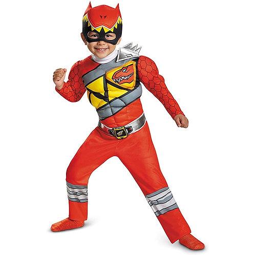 Likable Kids' Stuff   likable.com.au   Red Ranger Dino Charge Costume   Power Ranger Kids Costume