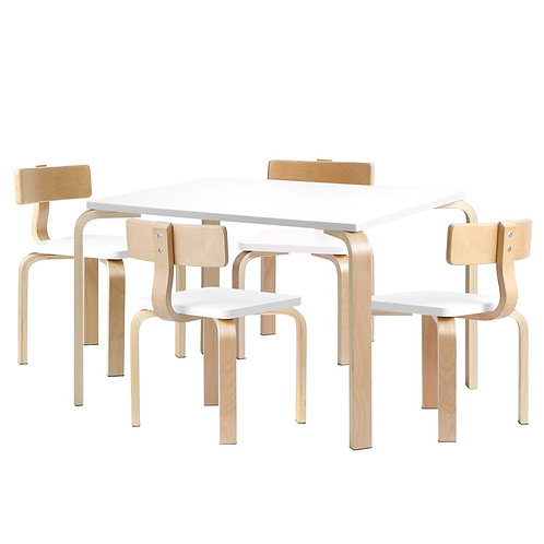 likable.com.au   Likable Children Table & Chairs   Kids Party Table