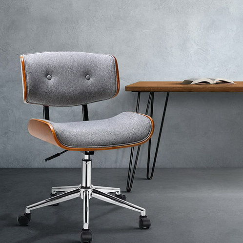 Likable Kids' Stuff | likable.com.au | Executive Wooden Study Chair Bentwood Seat | Executive Office Chair