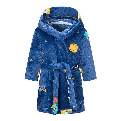 Likable Kids' Stuff | likable.com.au | Cute Cartoon Kids' Dressing Gowns | Cartoon Kids Robe | Dressing Gowns for kids