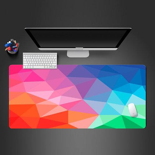 Likable Kids' Stuff | likable.com.au | Tessellation Desk Mat Desk Pad Large Gaming Pad Mouse Pad
